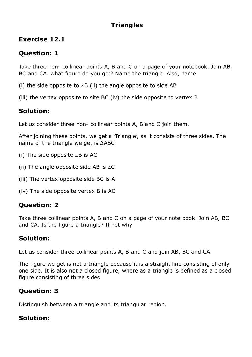 RD Sharma Solutions For Class 6 Maths Chapter 12