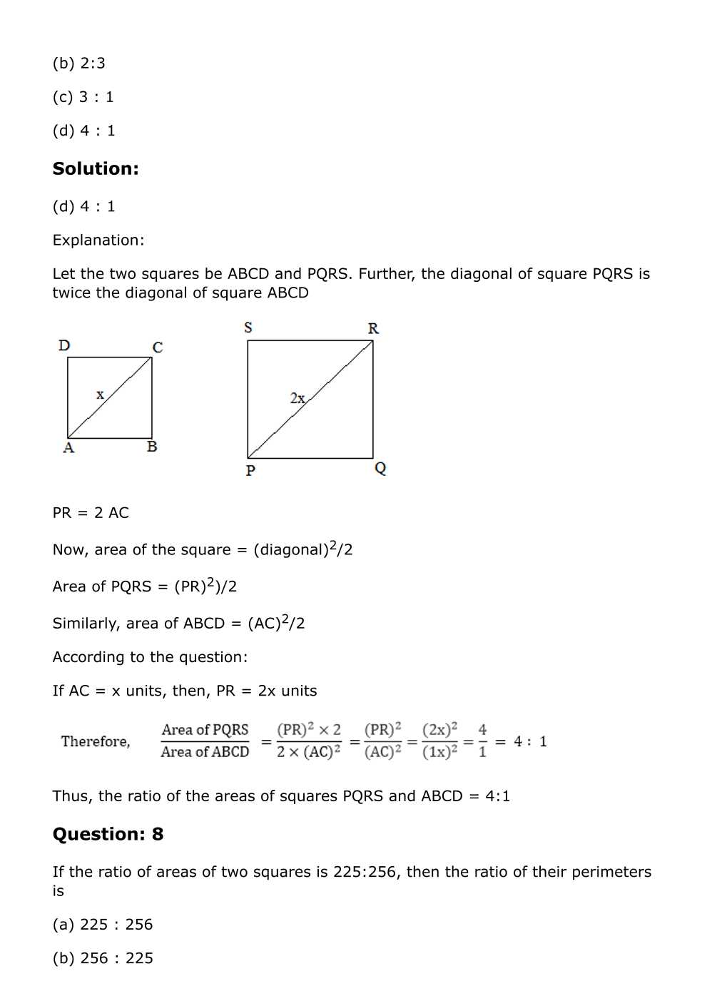 RD Sharma Solutions For Class 6 Maths Chapter 20