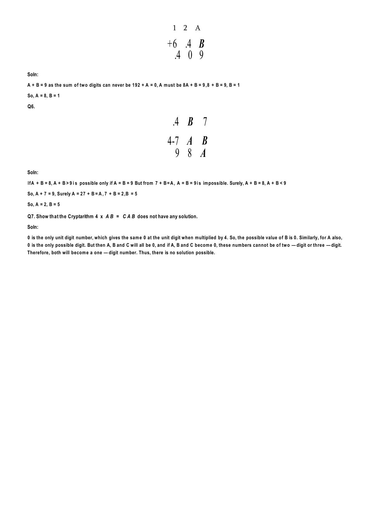 RD Sharma Solutions For Class 8 Maths Chapter 5